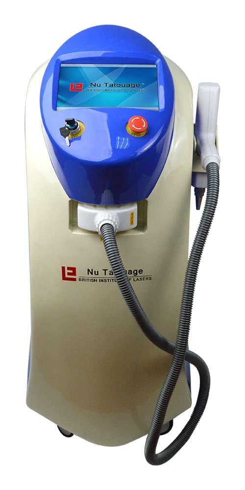 Tattoo Removal Machine including Free Training & Lifetime Support!