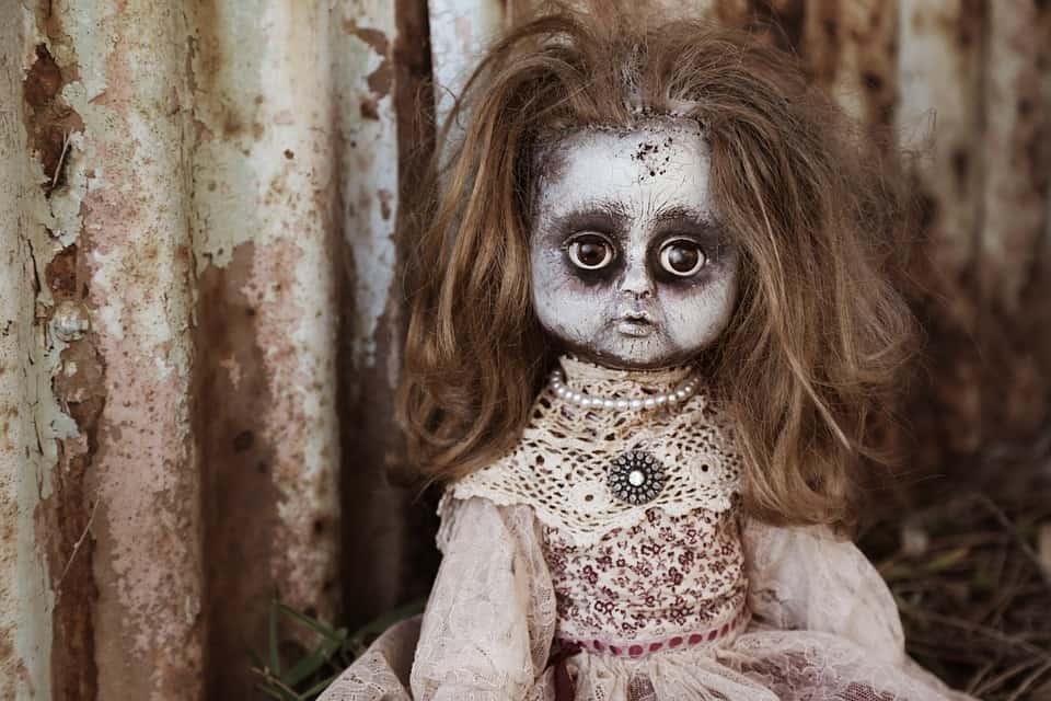 black doll treatment