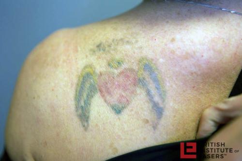 Heart & Name Tattoo 3