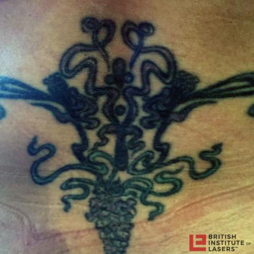 Lower Back Tattoo 1