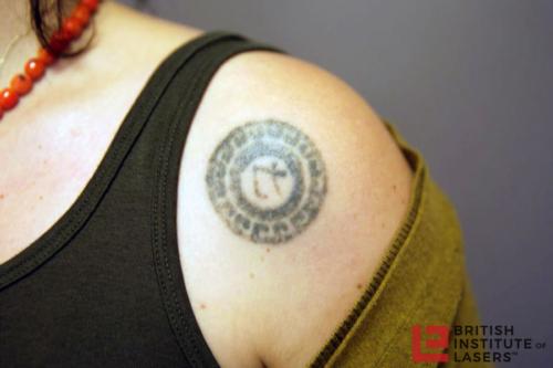 Shoulder Tattoo 2